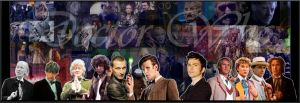 The Eleven Doctors by Amrinalc