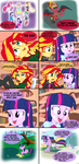 Mlp Eg Wake Up With A Monster Part 49 by Deidrax