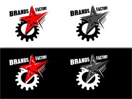 brands factory ver2 logo by AndexDesign