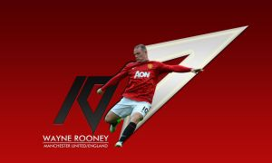 Wayne Rooney by beneagle