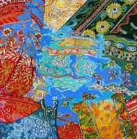 FRENCH TEXTILES COLORS by larthurs