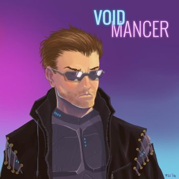 AFTERMATH: VoidMancer - Original Character by Daystorm