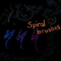 spiral brushes by Weatbix