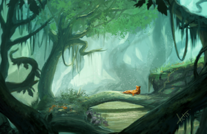 Jungle by victter-le-fou