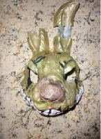 Springtrap Cosplay Mask by MissSallyCabbage