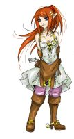 Malon by Agacross