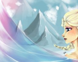 Frozen by Bella-Eis