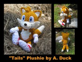 Tails Plushie by Milayou