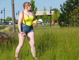 Misty Cosplay: ColossalCon II by LolitaLibrarian