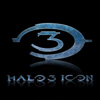 Halo 3 Icon by kokej69