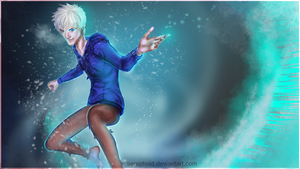Jack Frost Rotg Wip2 by Seraphoid