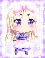 Chibi aph Belarus by xX-Excelliance-Xx