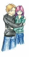 remus 'n tonks by istarwyn