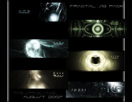 Fractal Sig Pack by TheSpinxSage