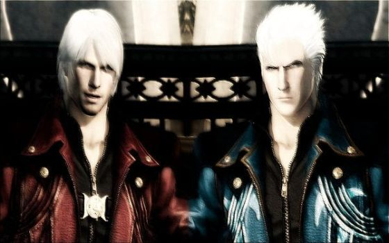 Devil may cry 4 by VergilAngelo