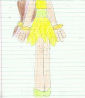 Erin's NMM evening gown 2 by AriaVampireRose7