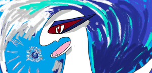 lugia!! by dannieANJELL