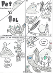 Tournament - Sol VS Pet by erzanightshade