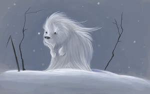 In the Snow by vixentheangryfox