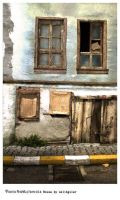 Old House by Alimac