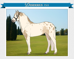 Desiderius 7511 by beauclaire
