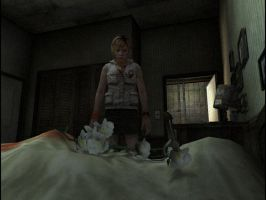 Silent Hill 3 - Goodbye father by Foxzone91