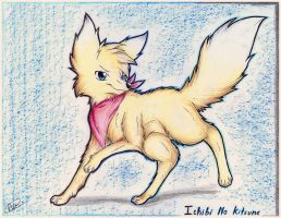 Comission: Ichibi No Kitsune by Airmon