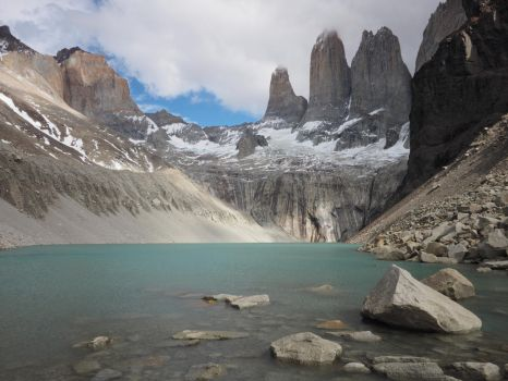 torres del paine by wam17