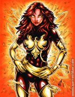Dark Phoenix by gb2k