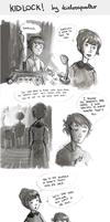 Kidlock. (that night) by ilcielocapovolto