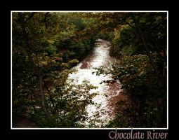 Chocolate River by ceaca