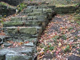 Ancient Steps by Librariangirl