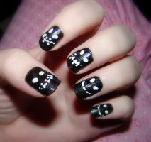 Hallween Nails by Toxic-Muffins-Studio