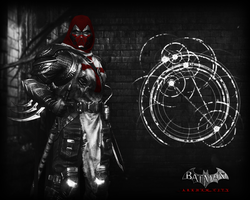 Azrael by BatmanInc