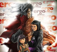 Ergo Proxy colored by DaharIRIS