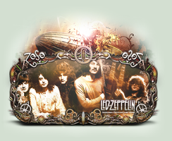 Led Zeppelin by JeeSama