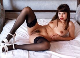 Black Stockings 3 by natron69