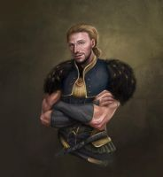 DA:A Anders by artastrophe