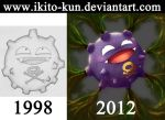 1998 to 2012 by Ikito-kun