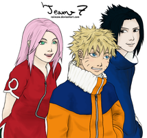 Team 7 by RainCow