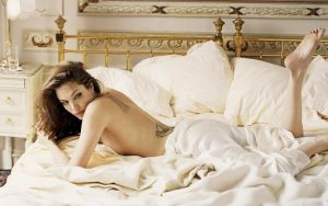 angelina jolie by floppe