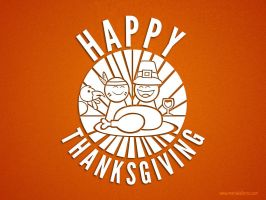 Happy Thanksgiving by KellerAC