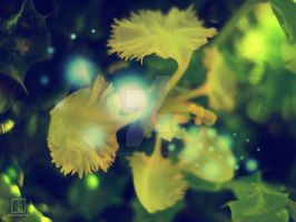 Of Faerie Dust and Blossoms 5 by decayedmatter