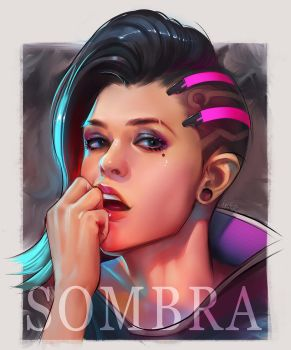 Ow Sombra by superschool48