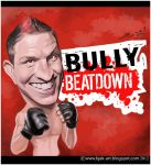 Bully beatdown by Bjak