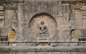 The Mahabodhi by Kancano