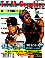 Ttm Graphics Magazine, First Edition by tmarried