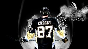 Sidney Crosby Wallpaper by Subkulturee
