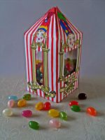 Bertie Bott's Beans Box by GwendolynWolters