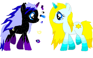 starry sky and solar blaze refrence guide lol by ask-DJpon3